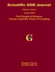 Scientific GOD Journal Volume 1 Issue 1