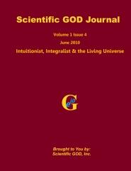 Scientific GOD Journal Volume 1 Issue 4