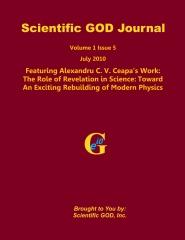 Scientific GOD Journal Volume 1 Issue 5