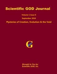 Scientific GOD Journal Volume 1 Issue 6