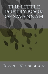 The Little Poetry Book of Savannah