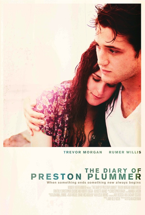 The Diary of Preston Plummer