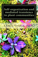 Self-organization and mediated transience in plant communities