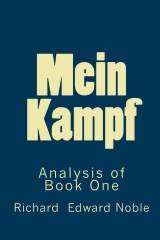 Mein Kampf - Analysis of Book One