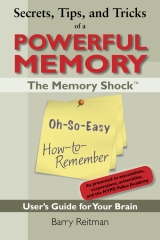 Secrets, Tips, and Tricks of a Powerful Memory