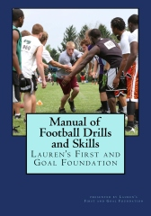 Manual of Football Drills and Skills