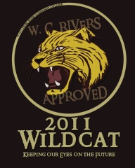 Pearl River Community College Wildcat 2011