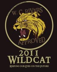 Pearl River Community College Wildcat 2011