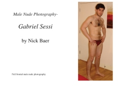Male Nude Photography- Gabriel Sessi