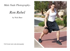 Male Nude Photography- Ron Rebel