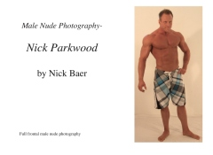 Male Nude Photography- Nick Parkwood