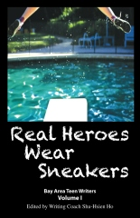 Real Heroes Wear Sneakers