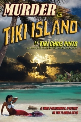 Murder on Tiki Island: A Noir Paranormal Mystery in the Florida Keys
