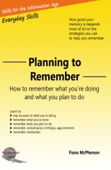 Planning to remember