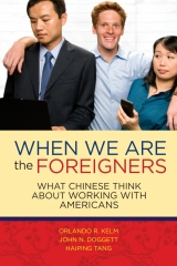 When we are the foreigners