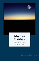 Modern Matthew: Good News for Today