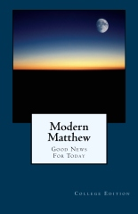 Modern Matthew: Good News for Today