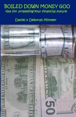 BOILED DOWN MONEY GOO - tips for propelling your financial future