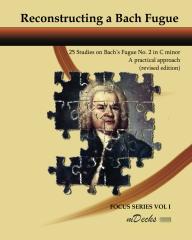 Reconstructing a Bach Fugue