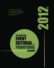 2012 Event, Editorial & Promotional Calendar™