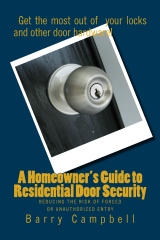 A Homeowner's Guide to Residential Door Security