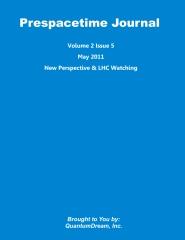 Prespacetime Journal Volume 2 Issue 5