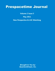 Prespacetime Journal Volume 2 Issue 5