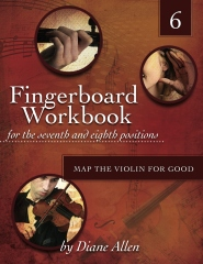 Fingerboard Workbook for the Seventh and Eighth Positions