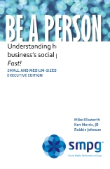 Be a Person - small and medium business executive edition