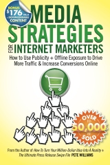 Media Strategies for Internet Marketers