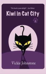 Kiwi in Cat City