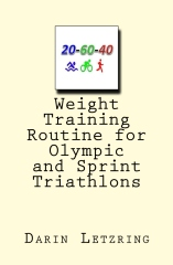 Weight Training Routine for Olympic and Sprint Triathlons