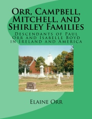 Orr, Campbell, Mitchell, and Shirley Families
