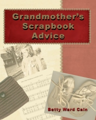 Grandmother's Scrapbook Advice