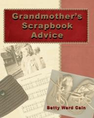 Grandmother's Scrapbook Advice