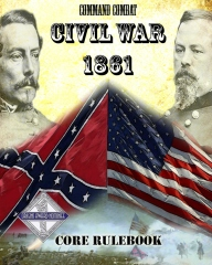 Command Combat: Civil War - 1861