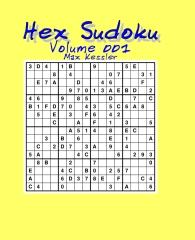 Hex Sudoku Vol 001