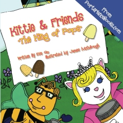 Kittie & Friends:  The King of Pops