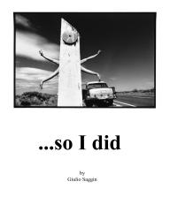 ...so I did