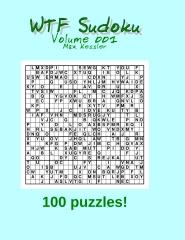 WTF Sudoku Vol 001