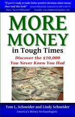 MORE MONEY In Tough Times: Discover the $10,000 You Never Knew You Had
