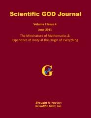 Scientific GOD Journal Volume 2 Issue 4