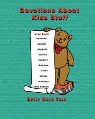 Devotions About Kids Stuff