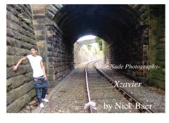 Male Nude Photography- Xzavier