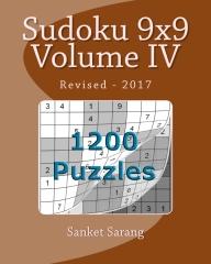 Sudoku 9x9 Vol IV
