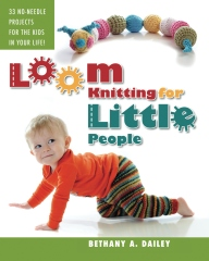 Loom Knitting for Little People