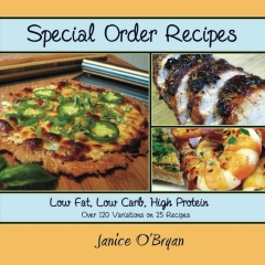 Special Order Recipes