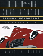LINCOLN AND CONTINENTAL Classic Motorcars