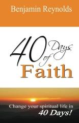 40 Days of Faith