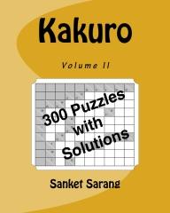 Kakuro Vol II